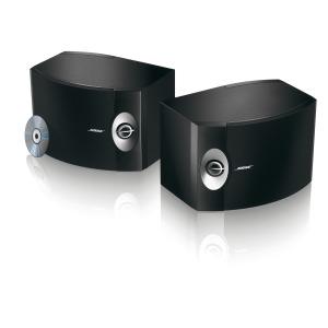 Bose 301 luidsprekers zwart