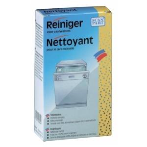 Scanpart Vaatwasser en Wasmachine Reiniger 250 gram