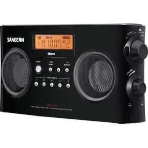 Sangean PRD5PACK - Draagbare radio met adapter - Zwart