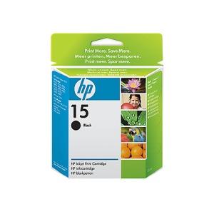 HP Inktpatroon »HP C6615DE« HP 15