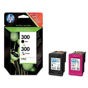 HP Inktpatronenset »HP CN637EE« HP 300