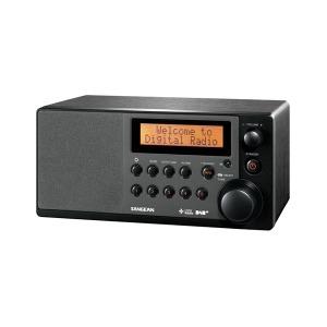 Wekkerradio DDR-31+ met afstandsbediening