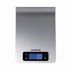 WS330 Keukenweegschaal RVS