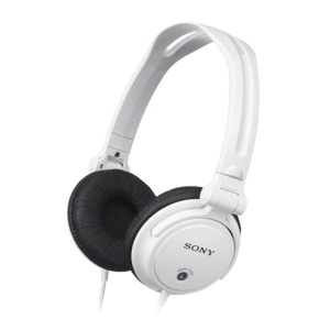Sony MDR-V150 - On-Ear DJ Koptelefoon - Wit