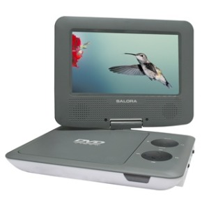 Salora DVP-7009SW Portable DVD