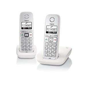 Gigaset E310 duo big button DECT Handset