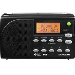 Sangean DPR-65 DAB radio