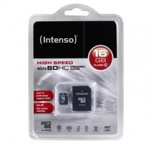 Intenso 16GB MicroSDHC