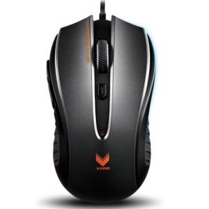 RAPOO Wired Gaming Muis V300 zwart