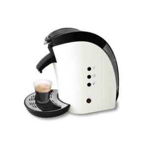Inventum PK502W Koffiepadapparaat - Wiit