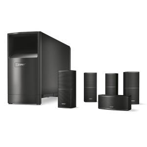 Bose Acoustimass 10 serie V - 5.1 speakerset - Zwart