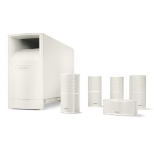 Bose Acoustimass 10 serie V - 5.1 speakerset - Wit