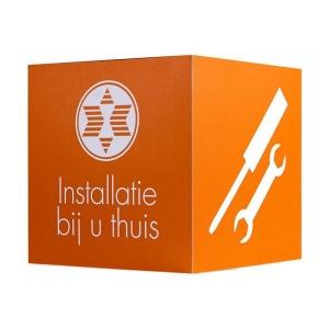 Expert Installatiebox INBOUW kookplaat afzuigkap fornuis