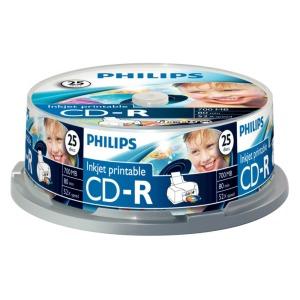 CD R 80 52X 25 Pack Printable