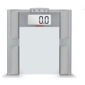 Soehnle Soehnle Digitale personenweegschaal 200 kg Zilver