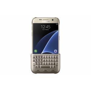Samsung Keyboard Cover Galaxy S7 Gold