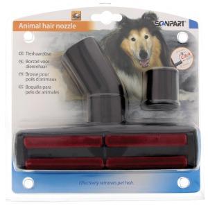 Scanpart honden- en kattenhaarborstel 32+35mm