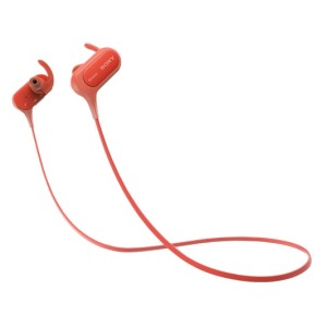 Sony MDR-XB50BS Rood