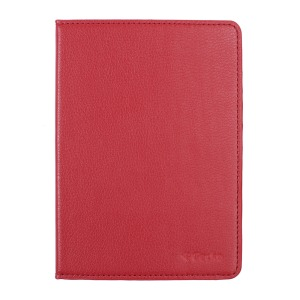 Gecko Covers Kobo Aura Hoes Luxe Rood