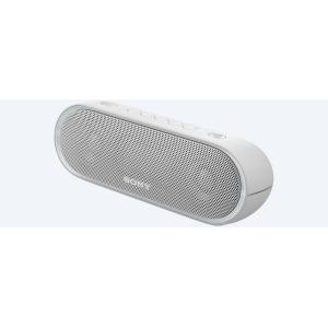 Bluetooth luidspreker Sony AUX, Spatwaterdicht Wit