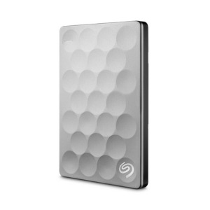 Seagate BackupPlus Portable Ultra Slim 1TB platina