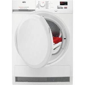 AEG Warmtepompdroger  T7DB73KP of AEG wasmachine voor €385,99 incl. gratis wasmand