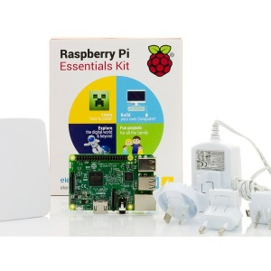 Navstar mediaplayer RASPBERRY PI 3 Essential Kit