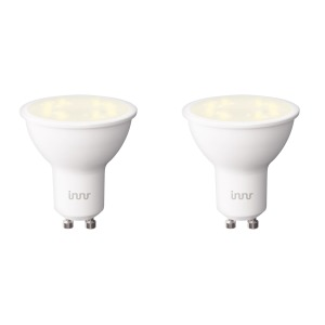 Innr Smart LED spot duo pack GU10 Tunable White RS 128 T