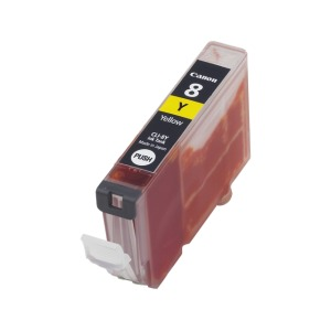 Canon Inktreservoir »CLI-8 Y«