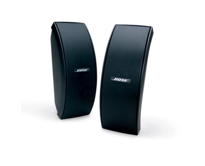 Bose 151-II zwart