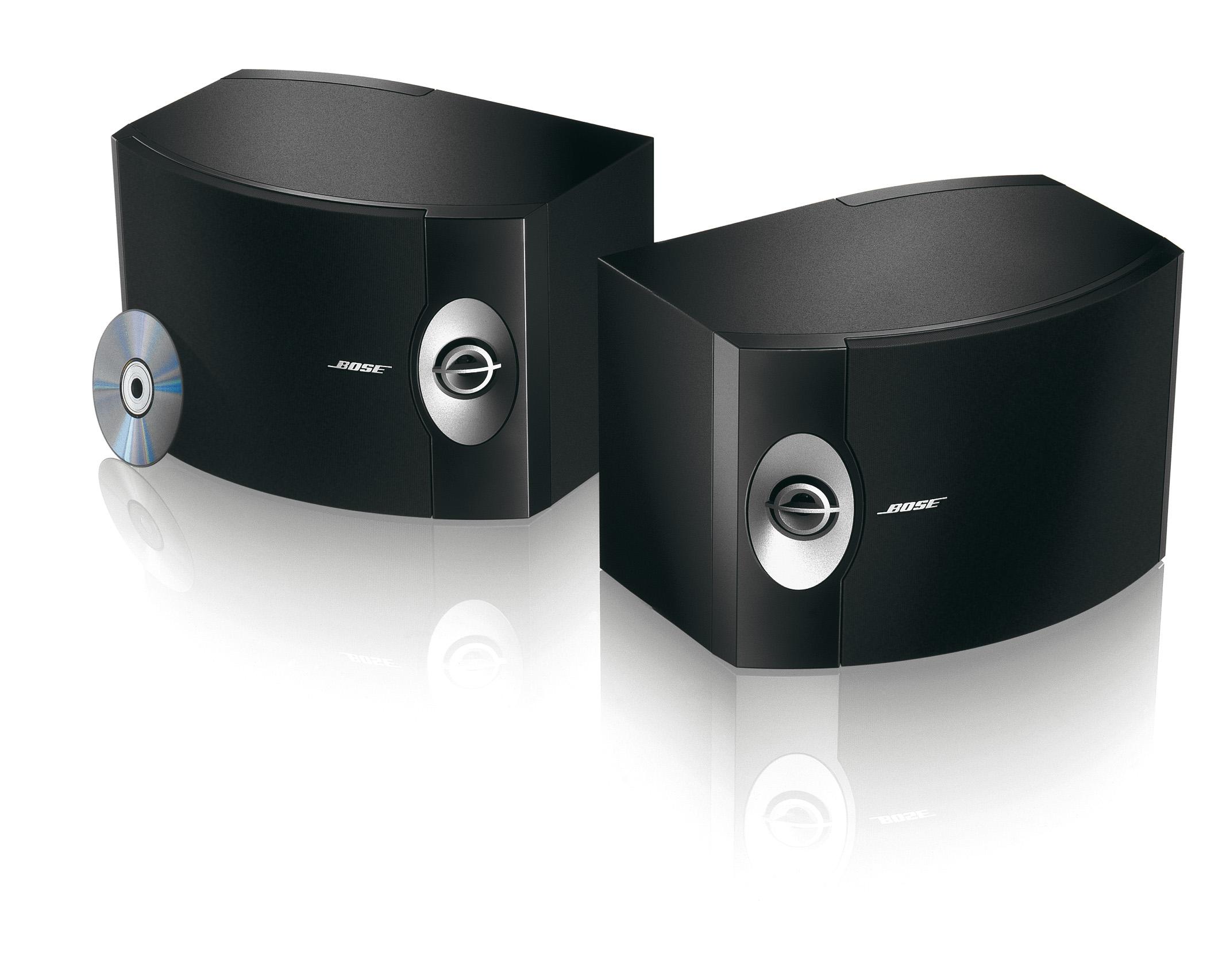 Bose 301 zwart