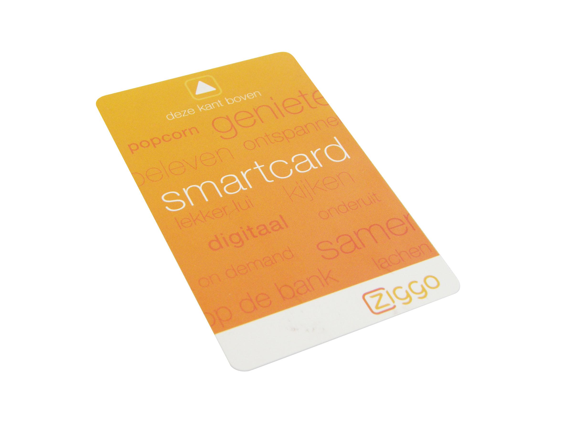Ziggo CI+ Smartcard