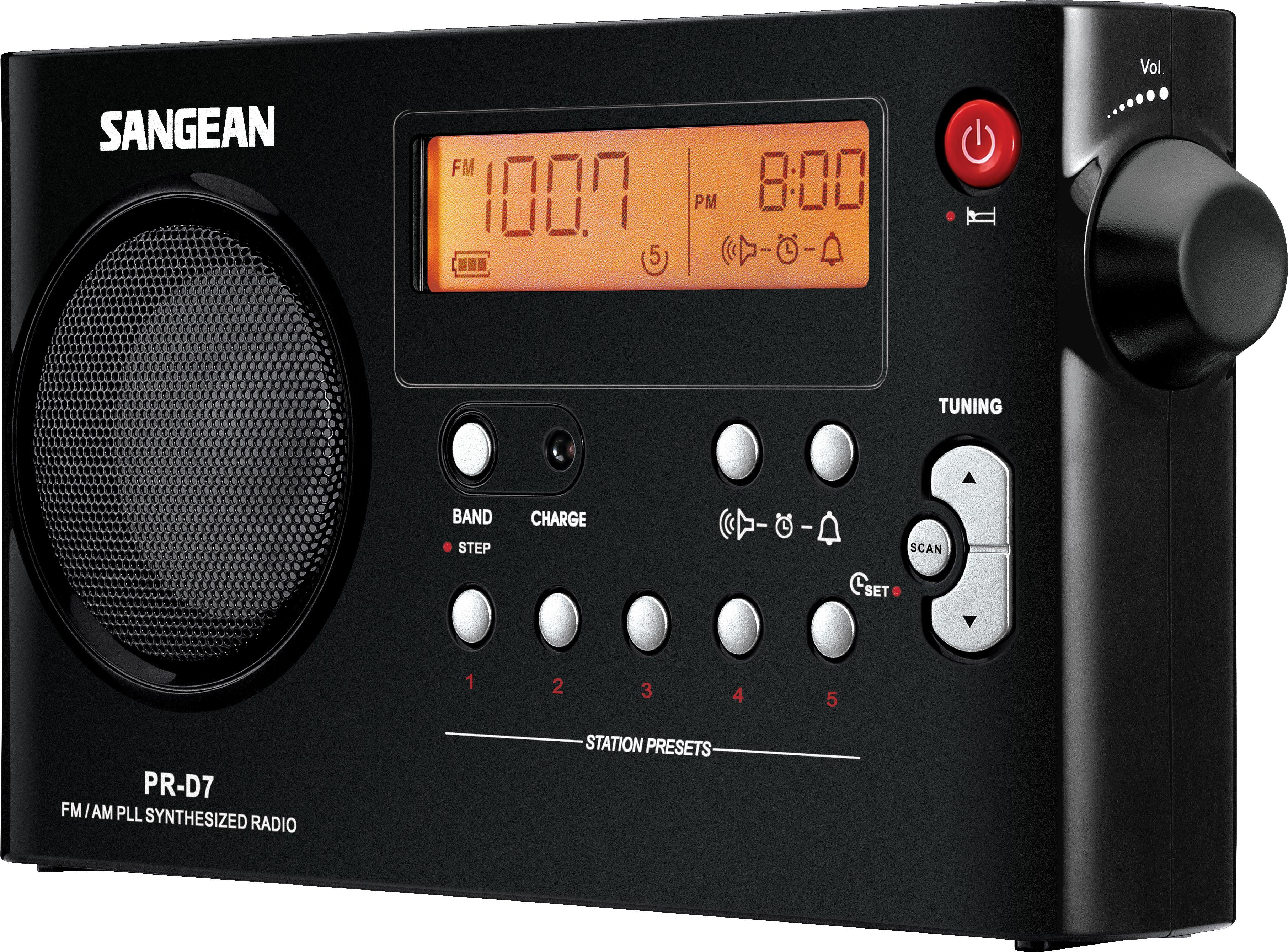 Sangean PACK PR-D7 Radio