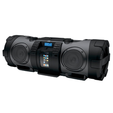 JVC RV-NB52 Draagbare radio