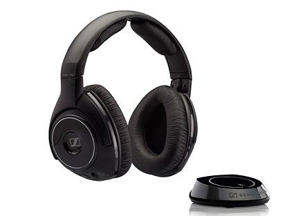 Draadloze hoofdtelefoon Sennheiser RS160 4044155045420