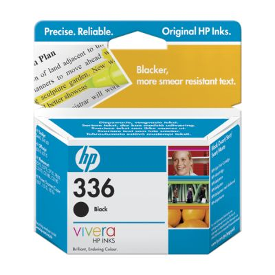 HP 336 Zwart inkt cartridge