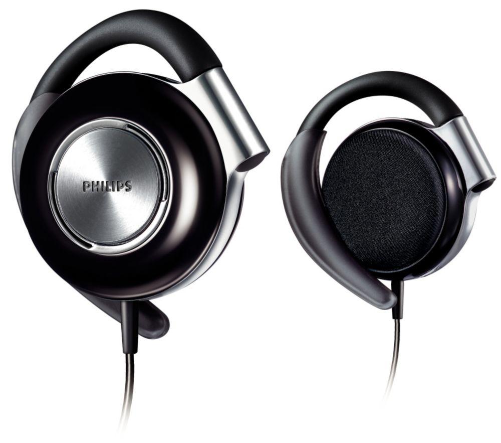 Philips SHS4700/10 hoofdtelefoon met oorclips