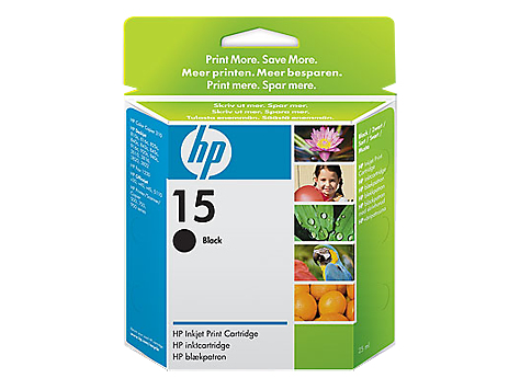 HP Inktpatroon »HP C6615DE« HP 15