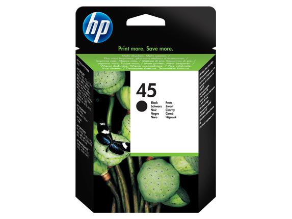 HP Inktpatroon »HP 51645AE« HP 45