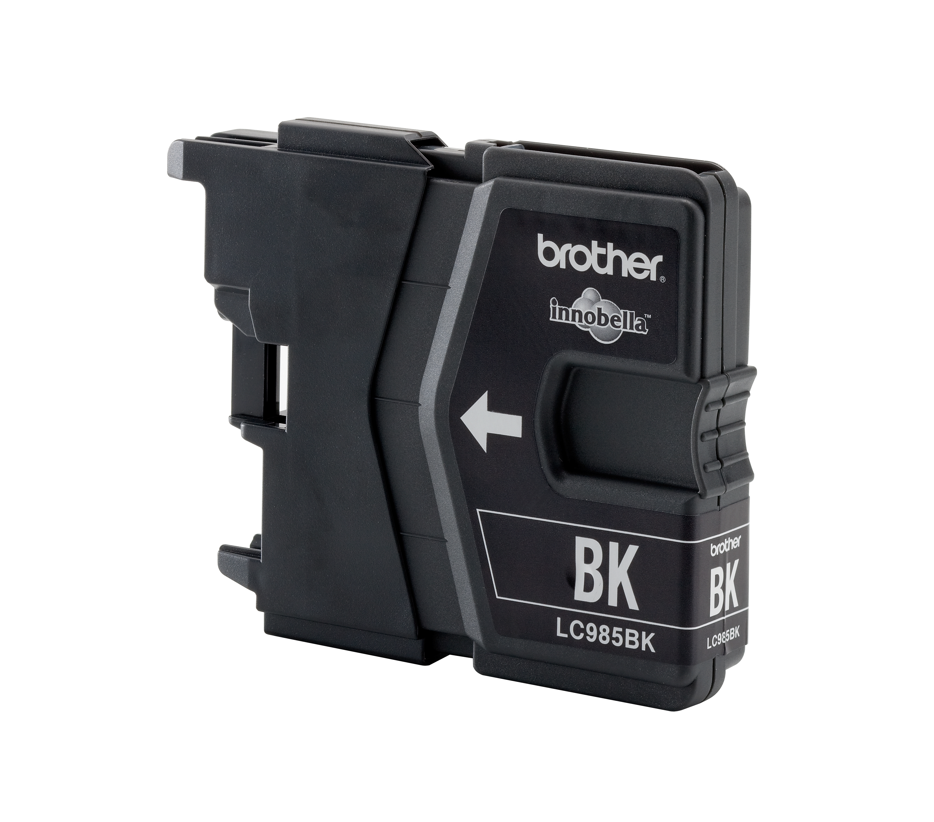 Image of Brother Ink Cartridge Lc985Bk Black 300 Pages