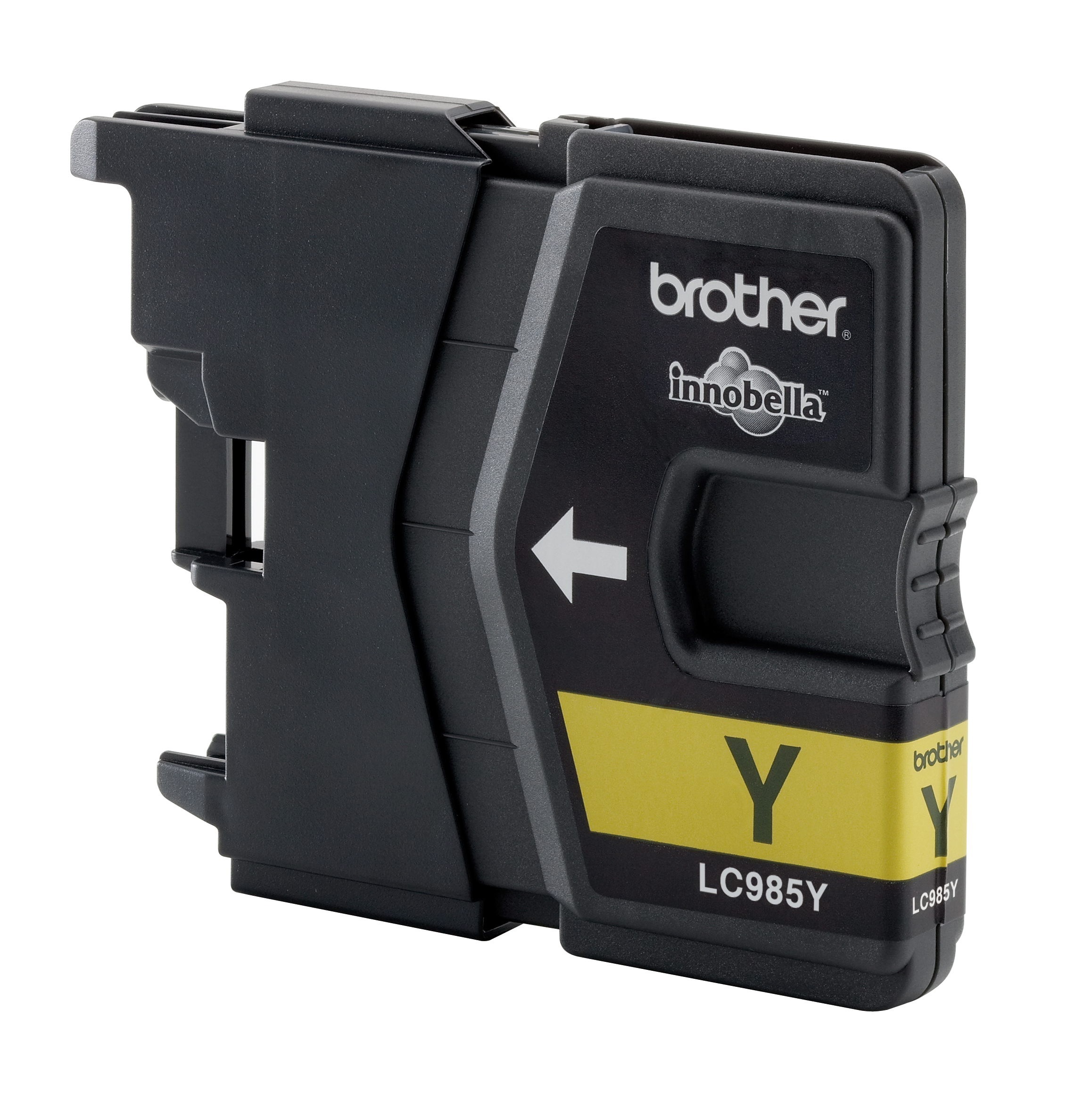 Image of Brother Ink Cartridge Lc985Y Yellow 260 Pages