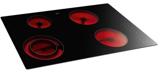 Image of ATAG HL 7271 G Solo-keramische Kookplaat RVS (77 cm)