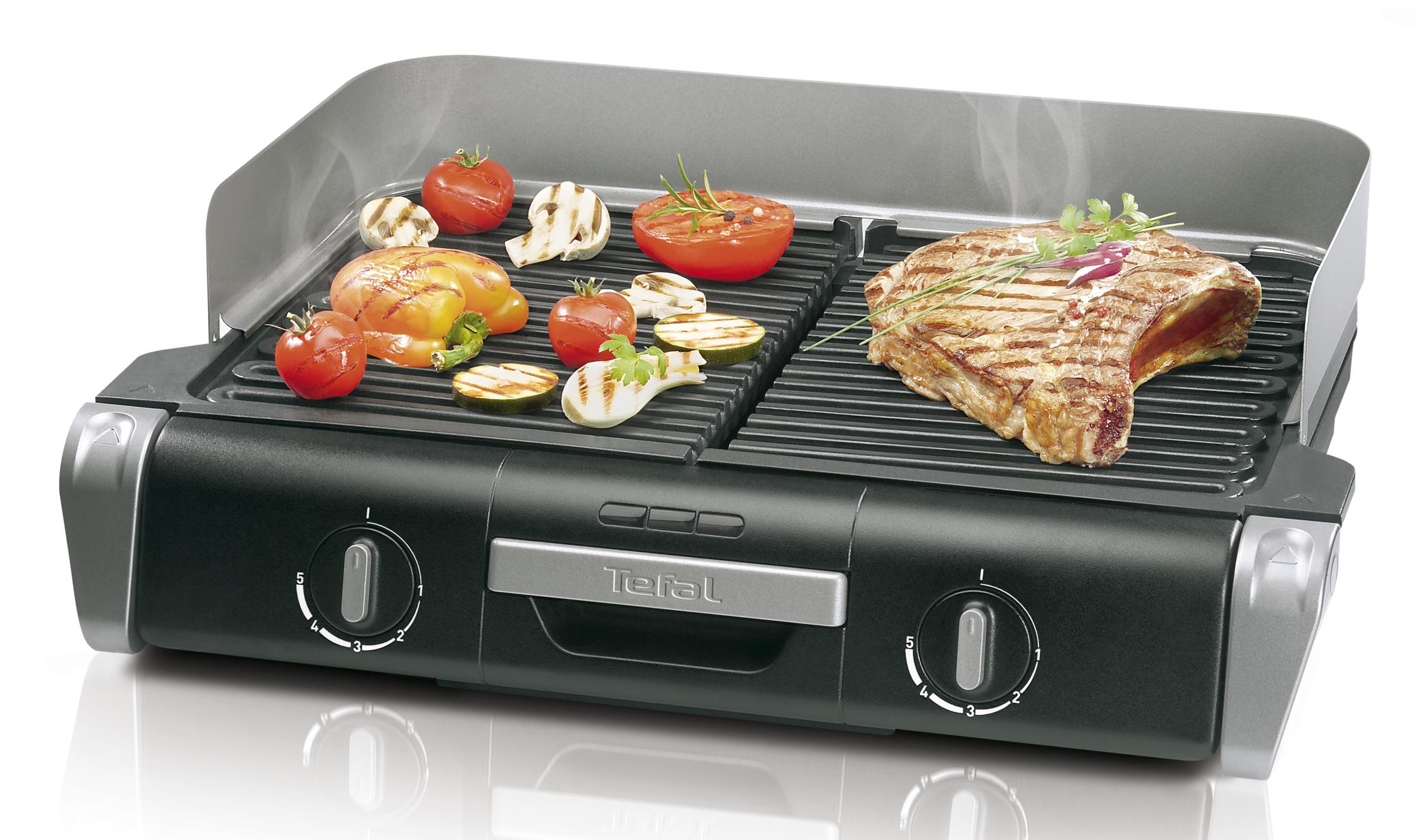 Tefal TG8000 Family Flavor grillplaat