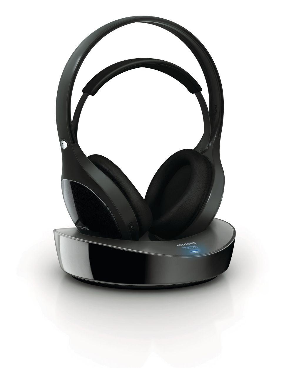 Image of Philips Draadloze HiFi-hoofdtelefoon SHD8600UG