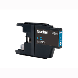 Image of Brother Ink Cartridge Lc-1220C Cyan