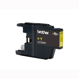 Image of Brother Ink Cartridge Lc-1220Y Yellow