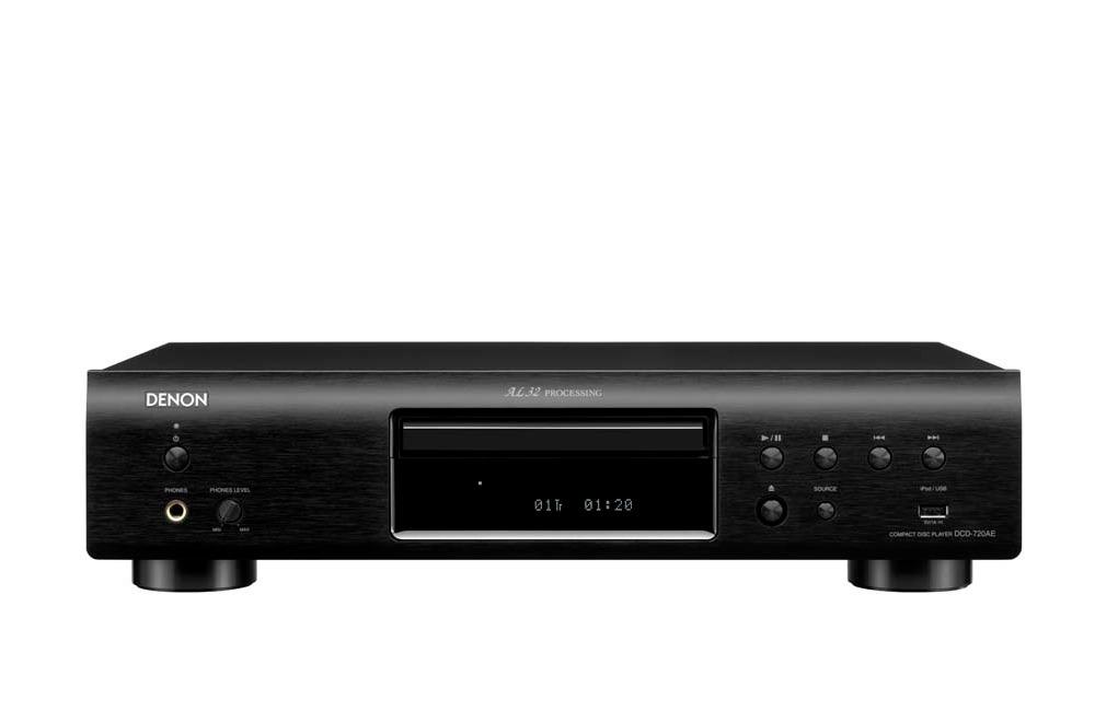 DCD-720AE (zwart)