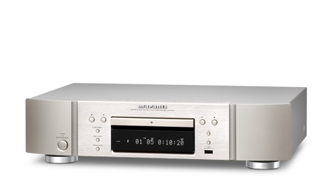 Image of Marantz BD/DVD Player UD7007 Silver-Gold