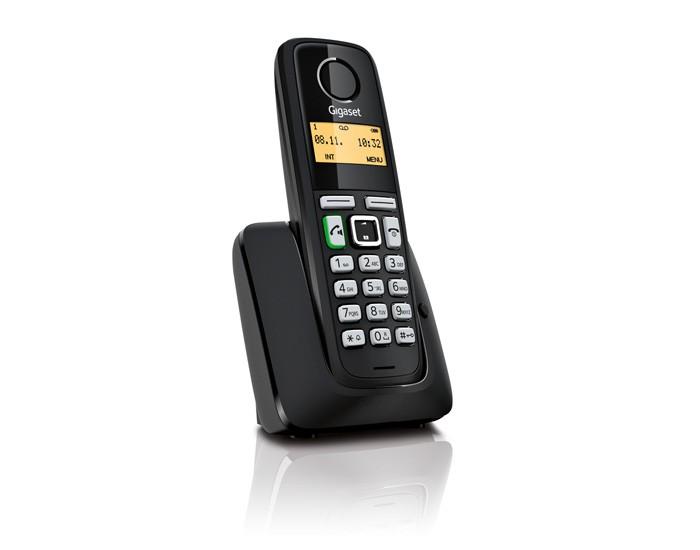 Gigaset A220A Zwart DECT Telefoon