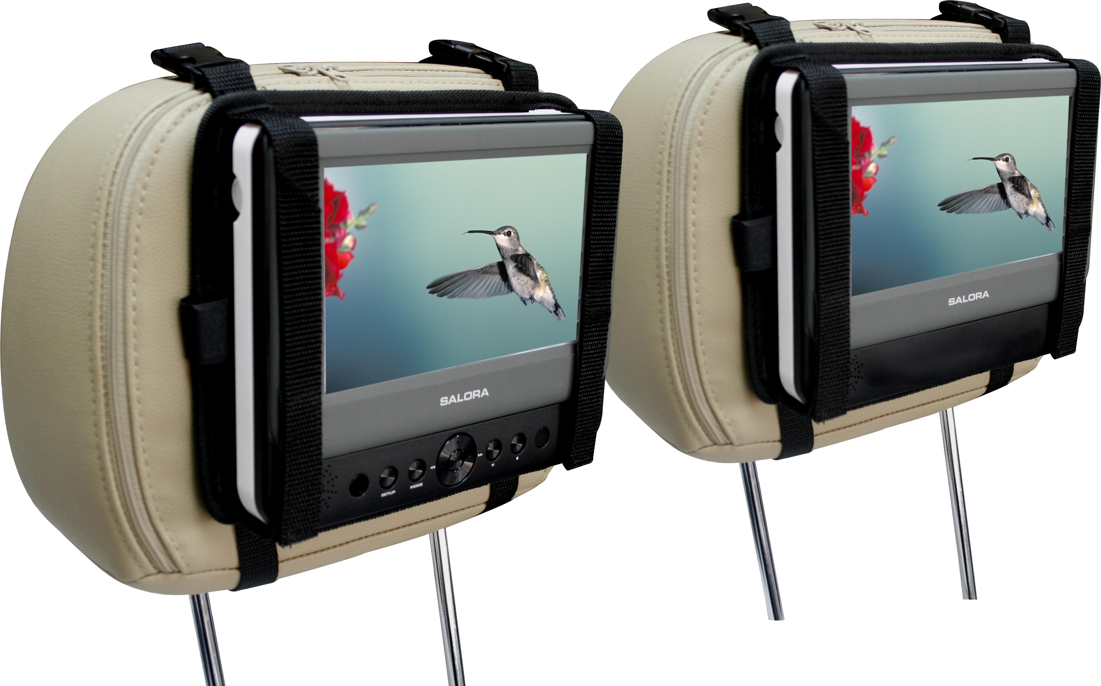 Salora DVP9048 TWIN OOB Demo Model